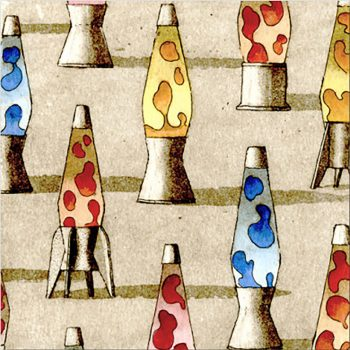 Lava Lamps : Kitsch Collection (Edition of 50)